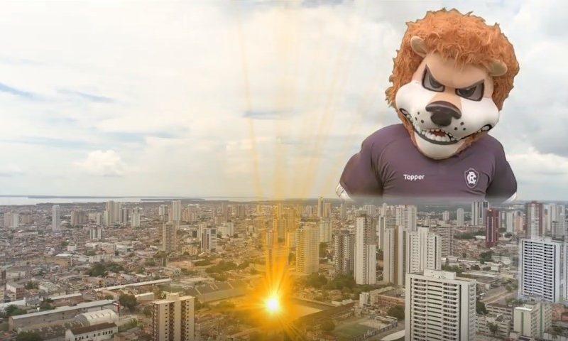 #OOuroDaAmazonia